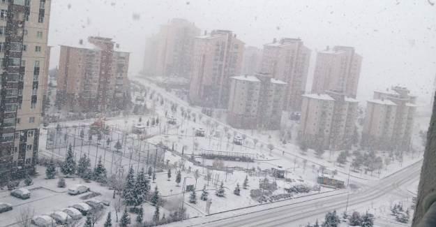 Ankara Bugün Hava Durumu