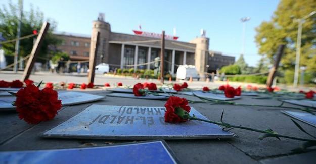 Ankara Garı Saldırısı Davasında Bakanlık ve Valiliğe Ceza Verildi