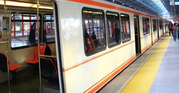Ankara Metrosunda İntihar! Seferler İptal Edildi