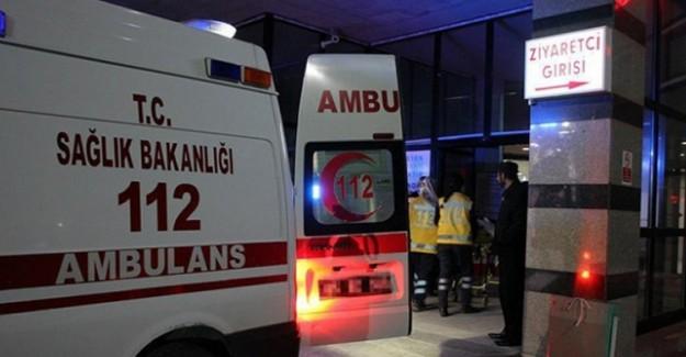 Ankara'da Bir Aileden 4 Kişi Doğal Gazdan Zehirlendi