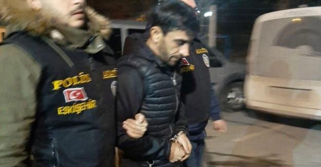 Ankara'da Cinayet İşleyen Şüpheli, Eskişehir'de Yakalandı