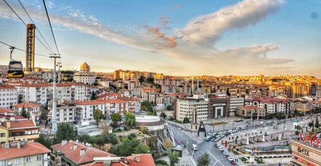 Ankara'da Hava Durumu 15 Mayıs 2020