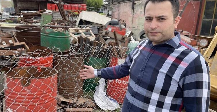 Ankara'da İş Yerine 3 Gün Art Arda Hırsız Girdi