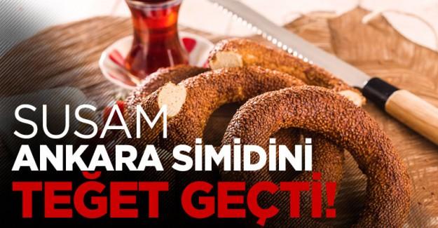 Ankara'da Simide Zam Geldi!