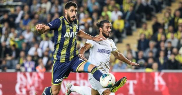 Ankaragücü Fenerbahçe Muhtemel 11'ler