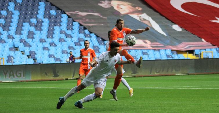 Ankaraspor Deplasmanda Adanaspor'u Yenmeyi Başardı!