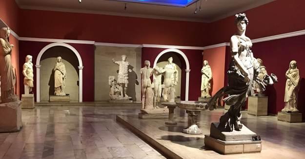 Antalya Müzesi Gezisi