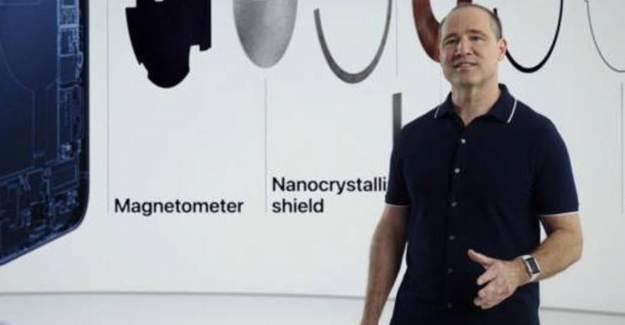 Apple Lansmanında Başkan Yardımcısı Deniz Teoman Sahneye Çıktı