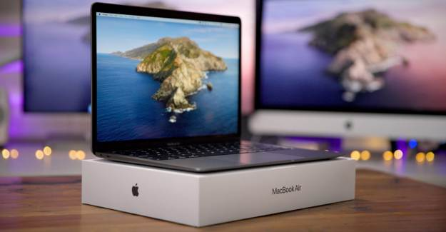 Apple Yeni Macbook Air Modelini Tanıttı