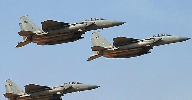 Arap Koalisyonu 150 Asiyi Etkisiz Hale Getirdi