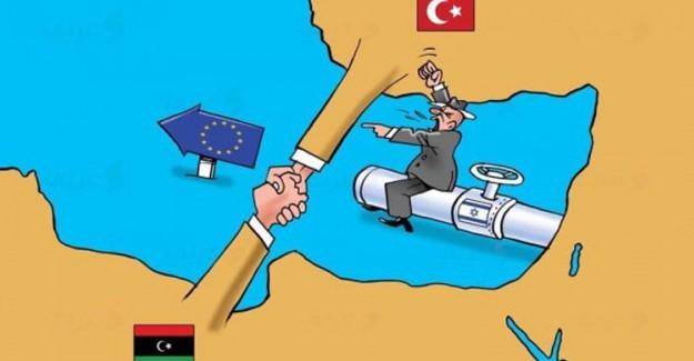 Arap Sanatçının Türkiye Libya Anlaşmasını Çizdiği Karikatür Büyük Beğeni Aldı