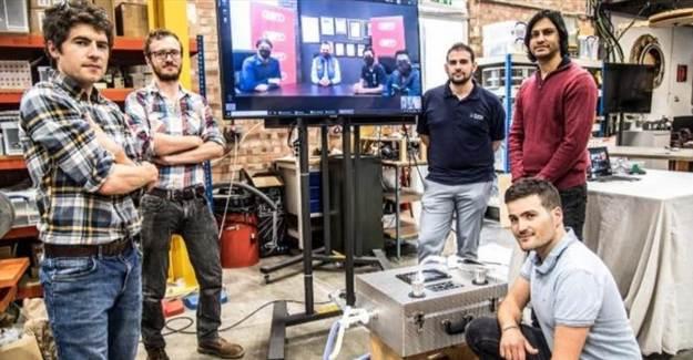 Arçelik'e Bağlı Defy'nin Ürettiği Ventilatör İngiltere'de Özel Ödül Aldı