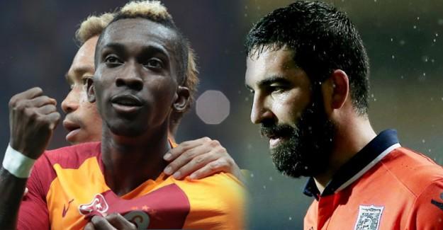 Arda Turan Ve Onyekuru Galatasaray'dan Haber Bekliyor