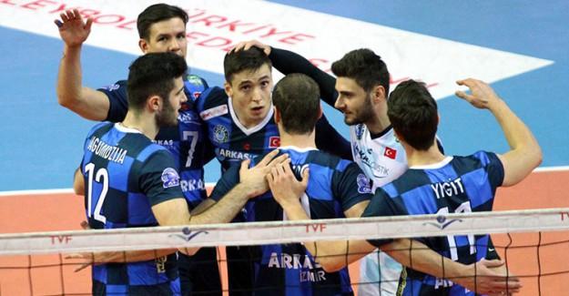 Arkas Spor Avrupa Arenasında 99. Maçına Rusya'da Çıkıyor!