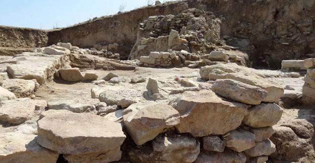 Arkeoloji Çalışmasında 2 Bin Yıllık Buluntular Ortaya Çıktı
