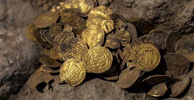 Arkeolojik Kazıdan Altın Çıktı!