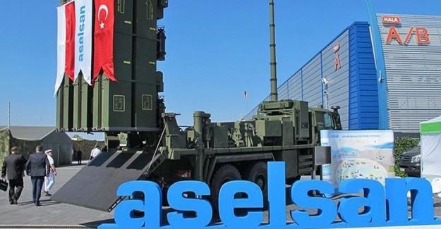 ASELSAN İle Milli Savunma Bakanlığı Arasında 264,2 Milyon Liralık Sözleşme!