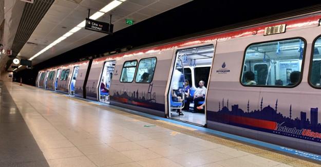 Ataköy-Bahçelievler Metro İstasyonunda Bir Kişi İntihar Etti