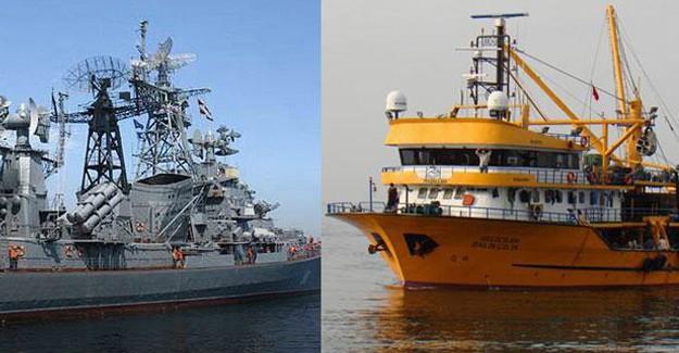 Ateş Açılan Türk Balıkçı Teknesinin Kaptanı Konuştu