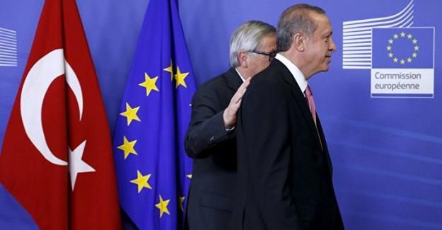 Avrupa Birliği Erdoğan'ın Teklifini Kabul Etti; Kapılar Tamamen Açılıyor