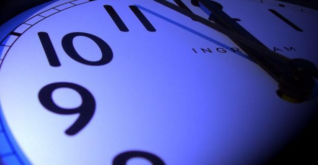Avrupa Parlamentosu'ndan 'Yaz Saati' Kararı!