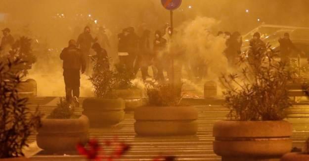 Avrupa Yanıyor! Protestocular Sokağa Çıktı