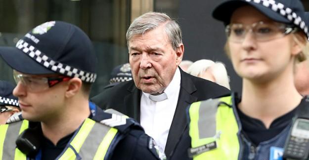 Avustralya Kardinali Çocuk İstimarından Suçlu Bulundu