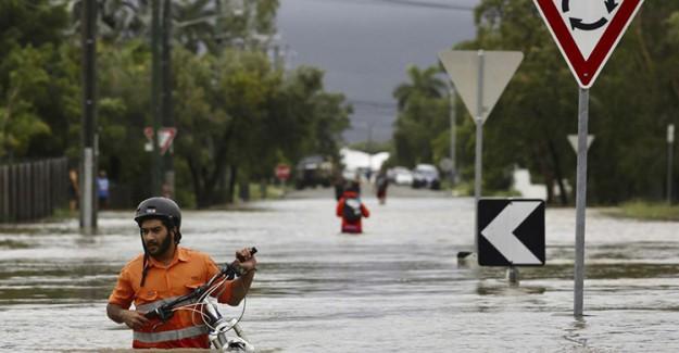 Avustralya'da Sel Faziası, 2 Kişi Hayatını Kaybetti