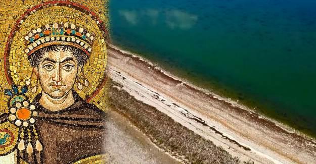 Ayasofya'yı Yaptıran İmparatorun Büyükçekmece Gölü'nde 1500 Senelik Mirası Bulundu!