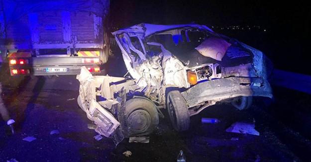 Aydın'da Trafik Kazası: 11 Yaşındaki Çocuk Öldü
