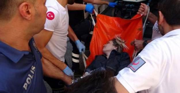 Ayrılmak İstediği Sevgilisi Tarafından Bıçaklanan Kadın, Kıyafet Sayesinde Hayatta Kaldı
