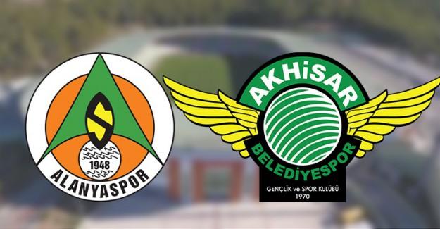 Aytemiz Alanyaspor Akhisarspor'u Ağırlıyor!