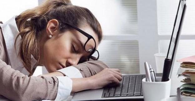 Az Uyku Sizi Bu Hastalığa Sürüklüyor!
