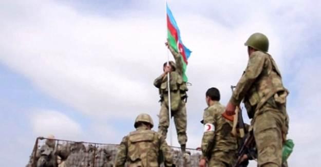 Azerbaycan Ordusu Laçın'da!