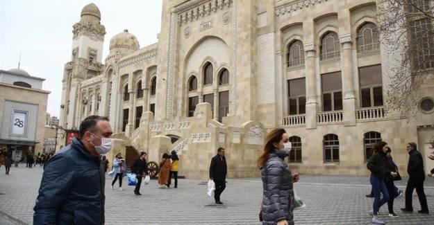 Azerbaycan'da Coronavirüse Yakalananların Sayısı 16 Bine Yaklaştı