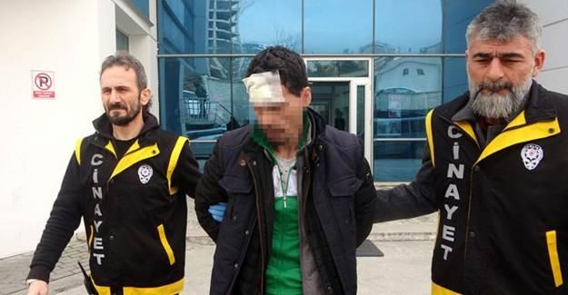 Babasını Baltayla Öldüren Gencin Yargılanmasına Başlandı