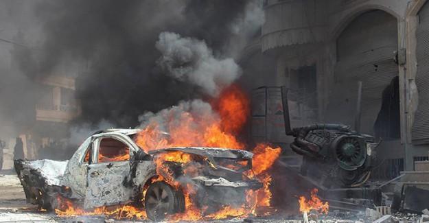 Bab'da Bombalı Saldırı: 3 Yaralı