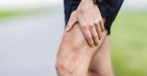 Bacak Kramplarından Kurtulmak İçin Dikkat Etmeniz Gerekenler