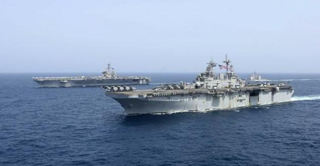 BAE Uluslararası Deniz Güvenliği Koalisyonuna Katıldı