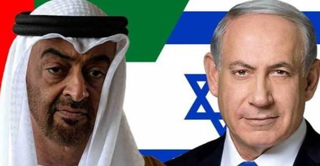BAE ve İsrail'in Gizli Madde Anlaşmazlığı