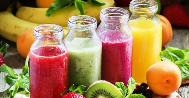 Bağışıklığı Güçlendiren Meyve Suyu Tarifi