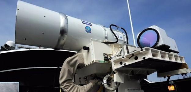Bakan Açıkladı: Lazer Silahı Geliştiriyoruz