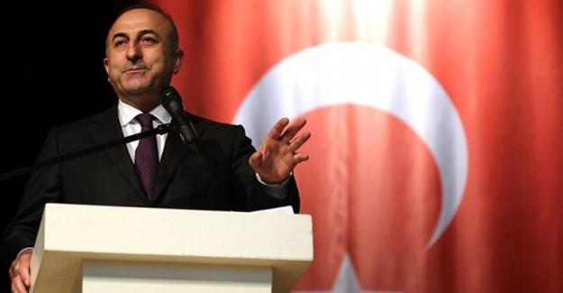 Bakan Çavuşoğlu, F-35'lere İlişkin Açıklamalar Yaptı