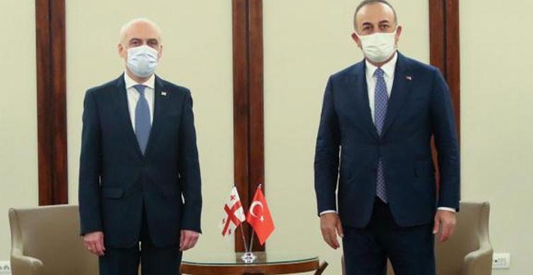 Bakan Çavuşoğlu, Gürcistan ve Polonya'daki Mevkidaşları İle Görüştü