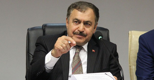 Bakan Eroğlu: Kuraklık İçin Endişe Etmeyin!