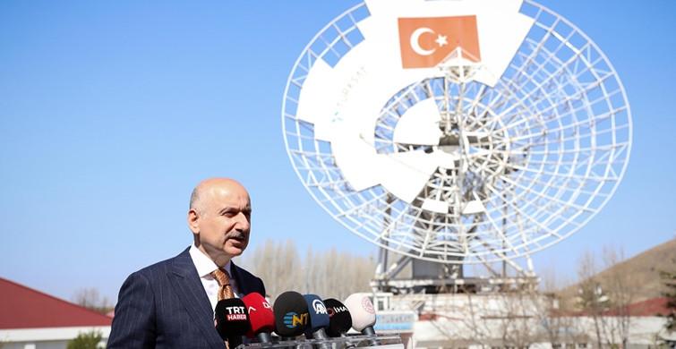 Bakan Karaismailoğlu: Türksat 6A'yı 2022 Yılında Uzaya Göndermeyi Planlıyoruz
