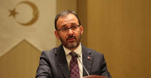 Bakan Kasapoğlu Açıkladı: O Kişiler Özel Öğretim Kurumlarında Ücretsiz Okuma İmkanına Sahip Olabilecek