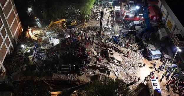 Bakan Kurum'dan İzmir Depremine Yönelik Açıklama