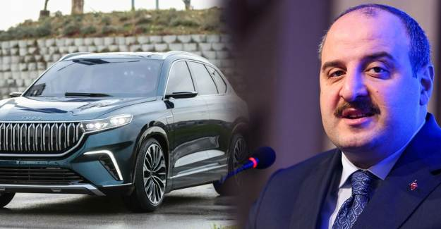 Bakan Mustafa Varank'tan Yerli Otomobil Fiyatı Açıklaması Geldi!