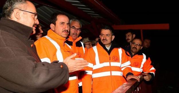 Bakan Pakdemirli: Trabzon'daki Yangınların Büyük Ölçüde Kontrol Altına Alındığını Söyledi